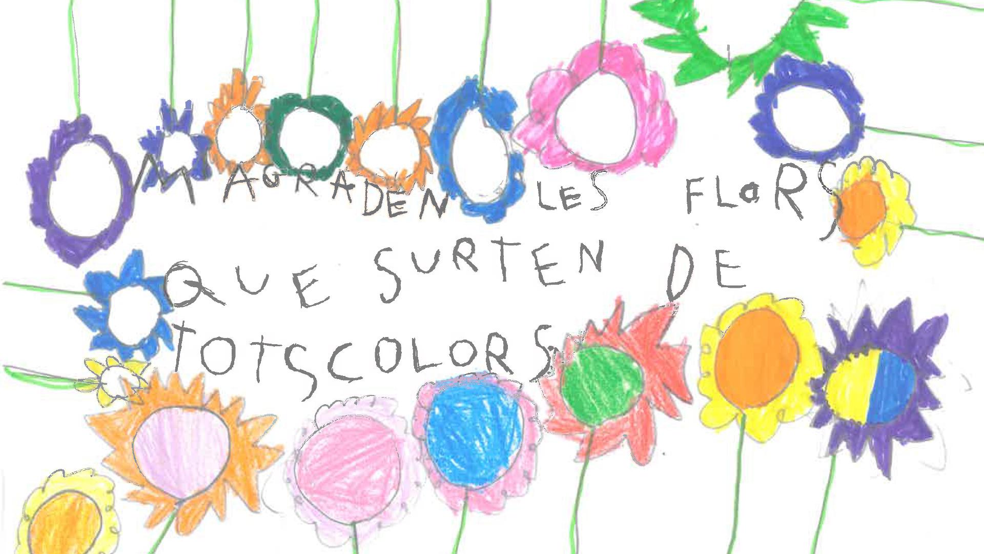 Guanyadores i guanyadors de la 34a edició dels Jocs Florals Escolars